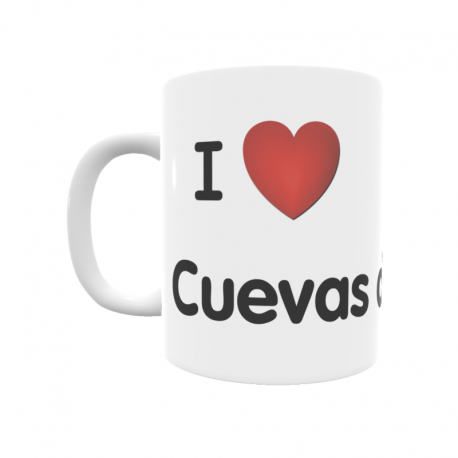 Taza - I ❤ Cuevas de Viñayo