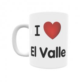 Taza - I ❤ El Valle