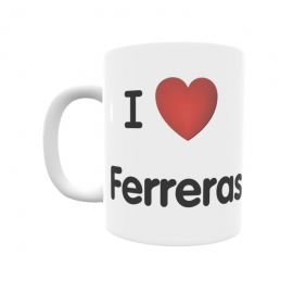 Taza - I ❤ Ferreras