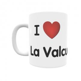 Taza - I ❤ La Valcueva