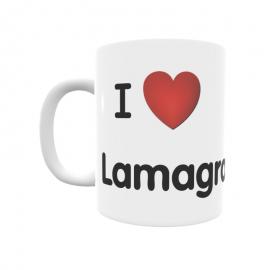 Taza - I ❤ Lamagrande
