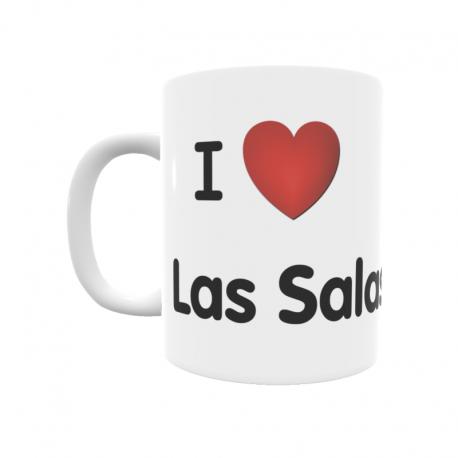 Taza - I ❤ Las Salas