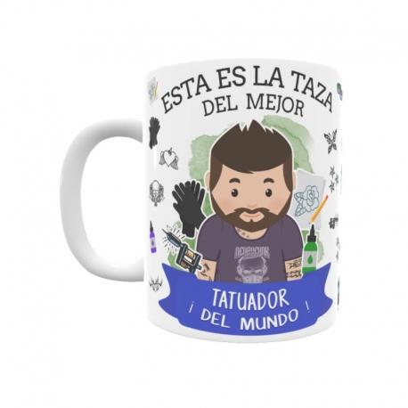 Taza - Tatuador