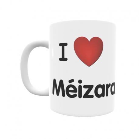 Taza - I ❤ Méizara