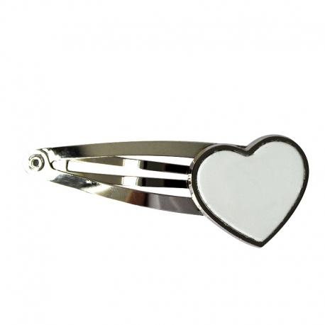 Colgante en forma de corazon personalizado con una fotografía