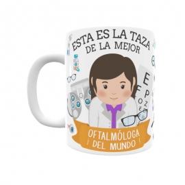 Taza - Oftalmóloga