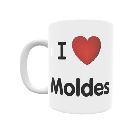Taza - I ❤ Moldes