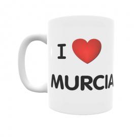 Taza - I ❤ Murcia