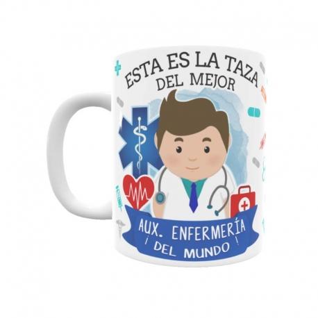 Taza - Auxiliar de Enfermería