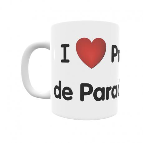 Taza - I ❤ Prado de Paradiñas