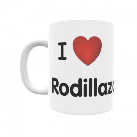 Taza - I ❤ Rodillazo