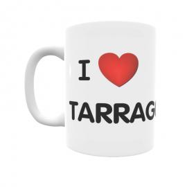 Taza - I ❤ Tarragona