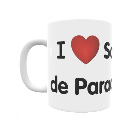 Taza - I ❤ San Pedro de Paradela