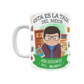 Taza - Bibliotecario
