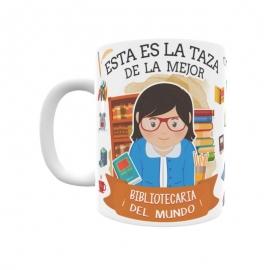 Taza - Bibliotecaria