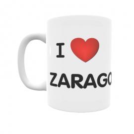 Taza - I ❤ Zaragoza