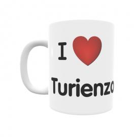 Taza - I ❤ Turienzo Castañero