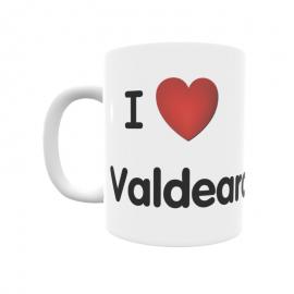Taza - I ❤ Valdearcos