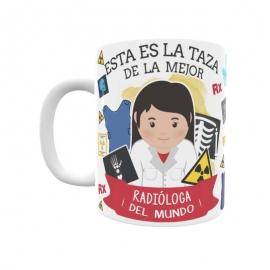 Taza - Radióloga