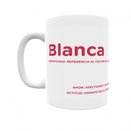 Taza - Blanca