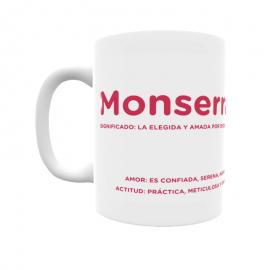 Taza - Monserrath