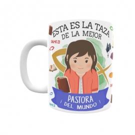 Taza - Pastora Evangelista