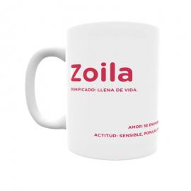 Taza - Zoila