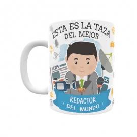 Taza - Redactor