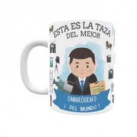 Taza - Camarógrafo
