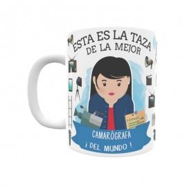Taza - Camarógrafa