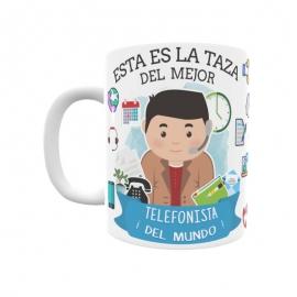 Taza - Telefonista