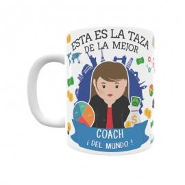 Taza - Coach