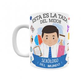 Taza - Sociólogo
