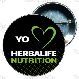 Chapa 58 mm HERBALIFE - Yo quiero Herbalife