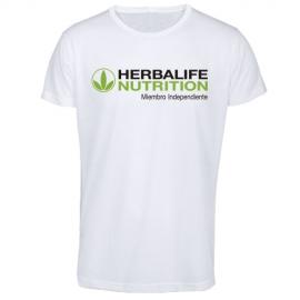 Camiseta personalizada HERBALIFE