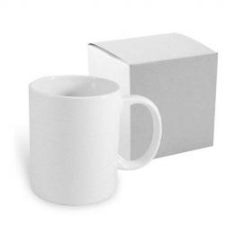 Caja anónima para tazas