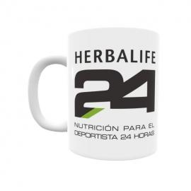 Taza personalizada Herbalife 24