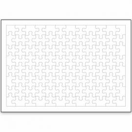 Puzzle personalizado con foto en Madera MDF 96 Piezas con marco