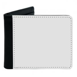 Billetero tarjetero masculino personalizada con foto, texto, logotipo, merchandising