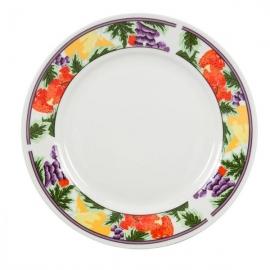 plato personalizado decorado con tus fotografias