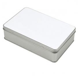 caja metal personalizada decorado con tus fotografias