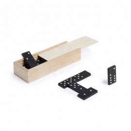 juego de madera personalizado dominó
