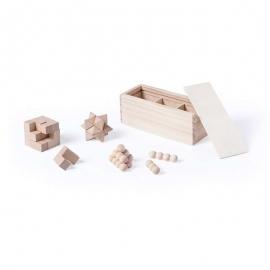 juego de madera personalizado habilidad
