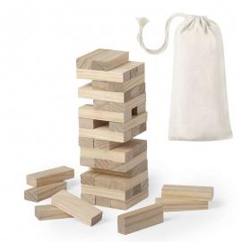 juego de madera personalizado jenga