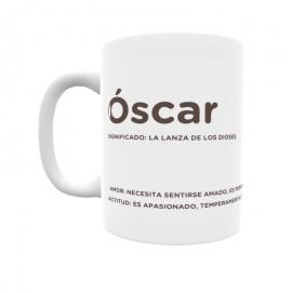 Taza - Óscar