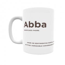 Taza - Abba