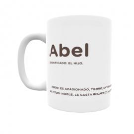 Taza - Abel