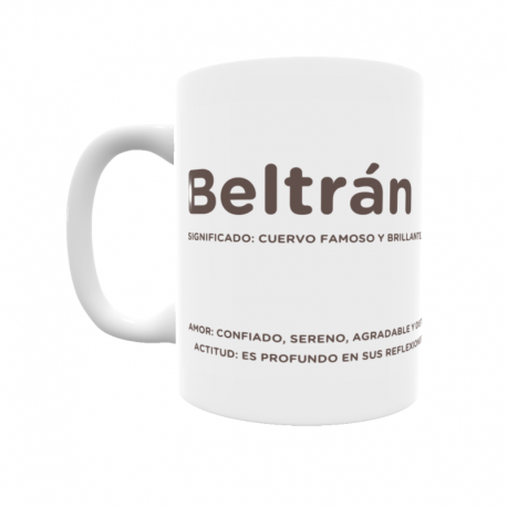 Taza - Beltrán