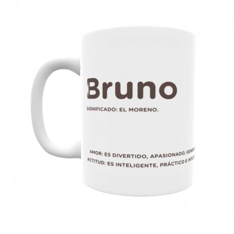 Taza - Bruno