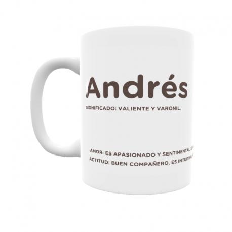 Taza - Andrés